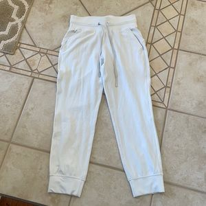 Lululemon cropped ready to rulu joggers